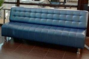 Диван прямой Офис - Мебельная фабрика «Сезам»