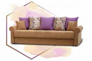 Диван прямой пантограф Мальта 5 БД - Мебельная фабрика «Мебельный Формат»