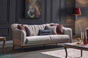 Диван прямой Песаро - Импортёр мебели «Bellona (Турция)»
