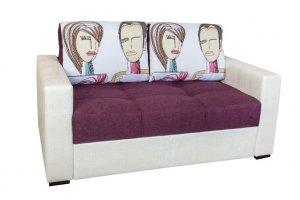 Диван прямой Пингвин 7 - Мебельная фабрика «Лама-мебель»