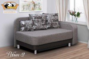 Диван прямой Робин 2 - Мебельная фабрика «Панда»