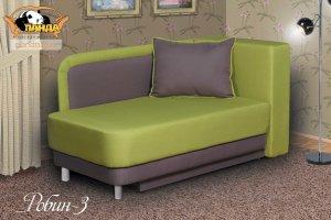 Диван прямой Робин 3 - Мебельная фабрика «Панда»