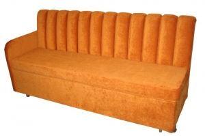 Диван прямой с одним подлокотником - Мебельная фабрика «Европейский стиль»