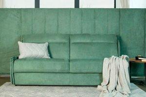 Диван прямой с ширмой Lido - Мебельная фабрика «HASTA»