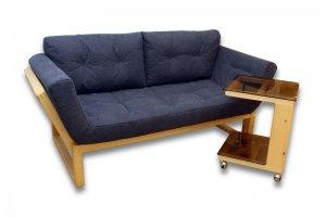 Диван прямой со столиком Steel Loft - Мебельная фабрика «АНТ»