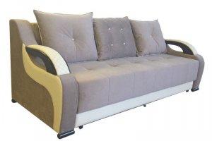 Диван прямой СТАТУС 107 - Мебельная фабрика «Наири»