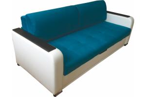 Диван прямой Тандем с декором - Мебельная фабрика «Сеть-М»