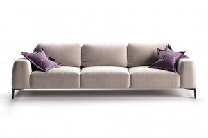 Диван прямой трехместный Cloud - Мебельная фабрика «CLOUD»