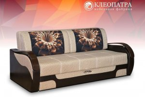 Диван прямой Версаль 2.2 - Мебельная фабрика «Клеопатра»
