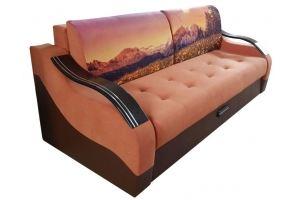 Диван прямой Веста 3 - Мебельная фабрика «Дивея»
