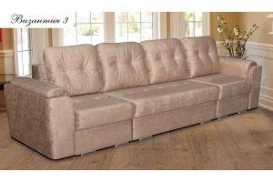 Диван трансформер Византия 3 - Мебельная фабрика «Любимая мебель»
