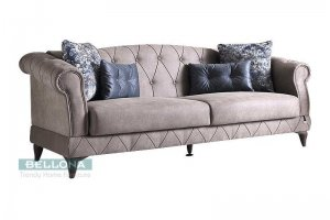 Диван прямой Volga - Импортёр мебели «Bellona (Турция)»
