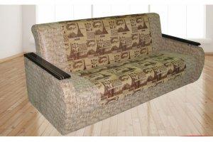 Диван прямой Янтарь - Мебельная фабрика «Сезам»