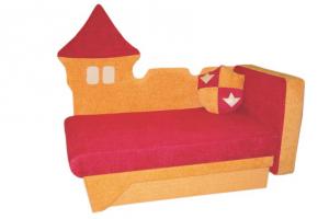 Диван прямой Замок еврокнижка - Мебельная фабрика «Престиж»