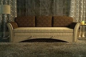 Диван прямой Жасмин - Мебельная фабрика «Арнада»