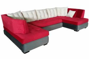 Диван Пума-2 с подъемными оттоманками - Мебельная фабрика «Академия Мебели Яр Ко»