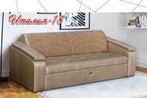 Диван раскладной Италия 15 - Мебельная фабрика «Атрик»
