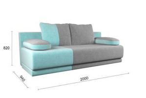 Диван раскладной Неаполь - Мебельная фабрика «ГОСТМебель»