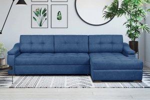 Диван Реал с оттоманкой - Мебельная фабрика «Идиллия»