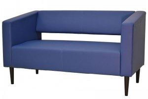 Диван Ретро синий - Мебельная фабрика «Мебелик»