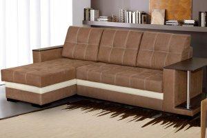 Диван Ричард 2 с оттоманкой - Мебельная фабрика «Симбирск Лидер»