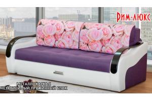 Диван Рим-люкс - Мебельная фабрика «Барокко»