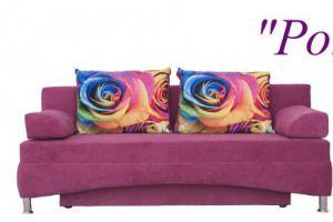 Диван Рондо 2 - Мебельная фабрика «L-Мебель»