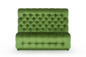 Диван с каретной стяжкой - Мебельная фабрика «Стильная Мебель»