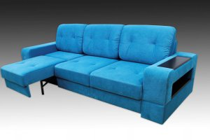 Диван с креслом-трансформер Бренди 2 - Мебельная фабрика «Мондо»