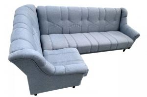 Диван с мягким углом - Мебельная фабрика «Bancchi»