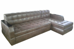 Диван с оттоманкой 11 Salotto - Мебельная фабрика «VENERDI»