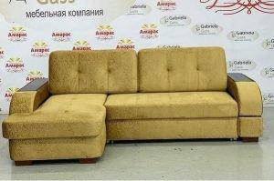 Диван с оттоманкой - Мебельная фабрика «Амарас»