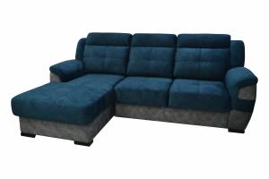 диван с оттоманкой Бавария-4 - Мебельная фабрика «Радуга»