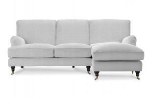 Диван с оттоманкой Бристоль - Мебельная фабрика «Фиеста-мебель»