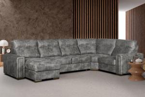 Диван с оттоманкой Челси - Мебельная фабрика «Идиллия»