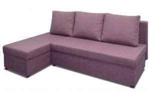 Диван с оттоманкой Евроугол - Мебельная фабрика «Идея комфорта»