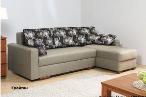 Диван с оттоманкой Грейтон - Мебельная фабрика «CHESTER»