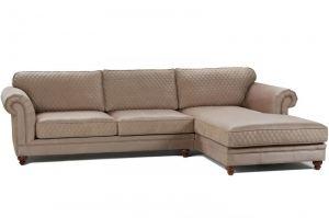Диван с оттоманкой Harrison Loft - Мебельная фабрика «ALVI SALOTTI»