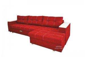 Диван с оттоманкой Комфорт-4 - Мебельная фабрика «Симбирск Лидер»