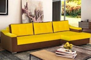 Диван с оттоманкой Мадрид - Мебельная фабрика «Уютный Дом»