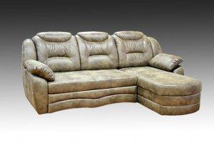 Диван с оттоманкой Рим 1-М - Мебельная фабрика «Мондо»
