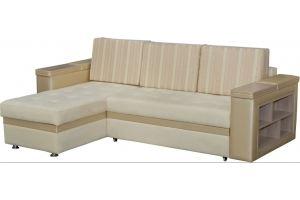 Диван с оттоманкой Трансформер-2 - Мебельная фабрика «МебельДа»