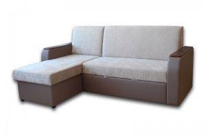 Диван с оттоманкой Турин - Мебельная фабрика «АНТ»