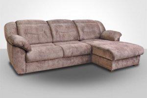 Диван с оттоманкой Вегас 3 - Мебельная фабрика «Славянская мебель»