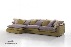 Диван с подушками Маргарита - Мебельная фабрика «МебельЛайн»