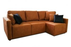 Диван с узкими подлокотниками Норд - Мебельная фабрика «Тиолли»