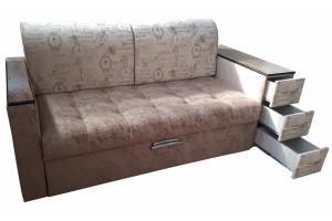 Диван с ящиками Люкс 2 - Мебельная фабрика «Magnat»