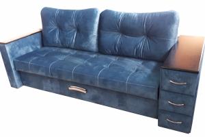 Диван с ящиками Люкс-2 - Мебельная фабрика «Magnat»