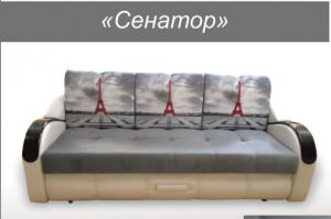 Диван Сенатор ТТ - Мебельная фабрика «МФ МАРКИЗА»