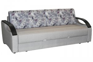 Диван серый Симон - Мебельная фабрика «Комфорт-S»
